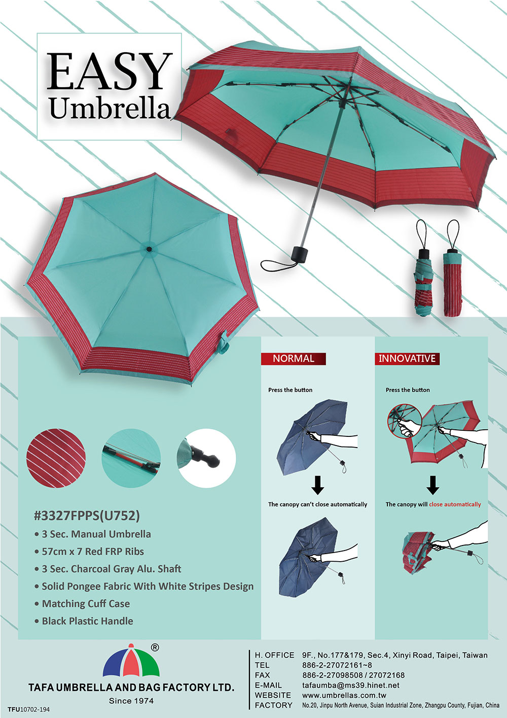 Easy Umbrella